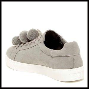 Sam Edelman Schuhes Schuhes Schuhes   Grau Vegan Suede Stylish Sneakers   Poshmark 7f2216